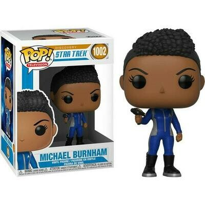 Pop Star Trek 1002 Michael Burnham