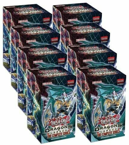 YGO Dragons Of Legend: The Complete Series
