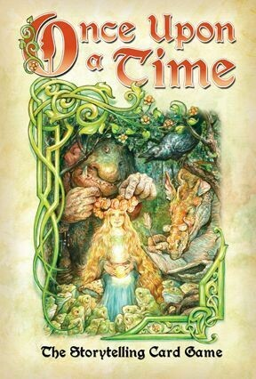 Once Upon A Time: The Story Telling Card Game
