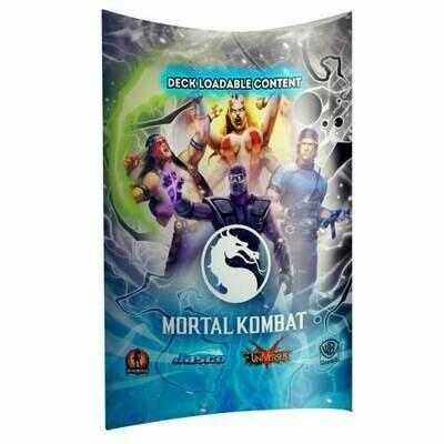 Universus DLC-4 CCG Mortal Combat