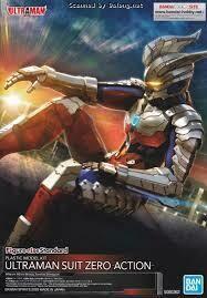 Ultraman Suit Zero -Action-