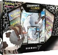 Pokemon TCG Champion's Path Collection - Dubwool V