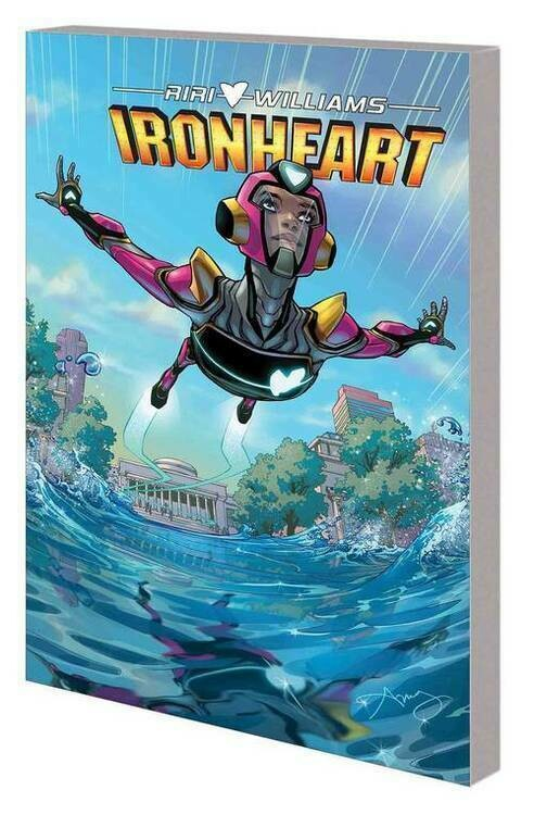 Ironheart: Those With Courage TPB