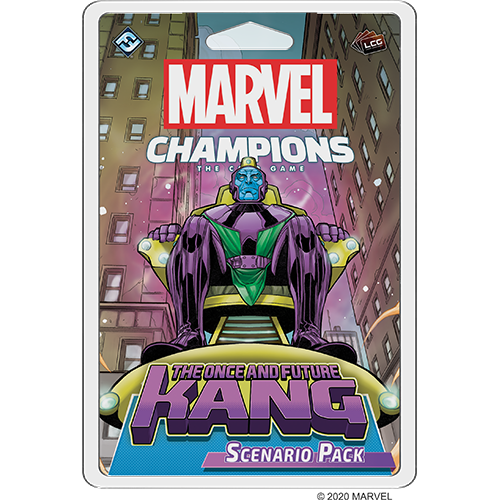 Marvel Champions The Once And Future Kang