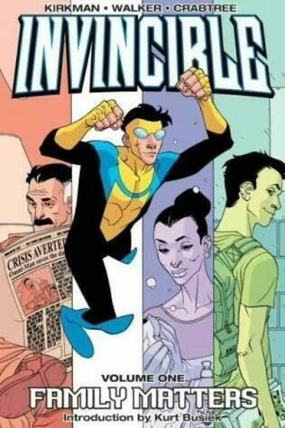 Invincible Vol.1: Family Matters