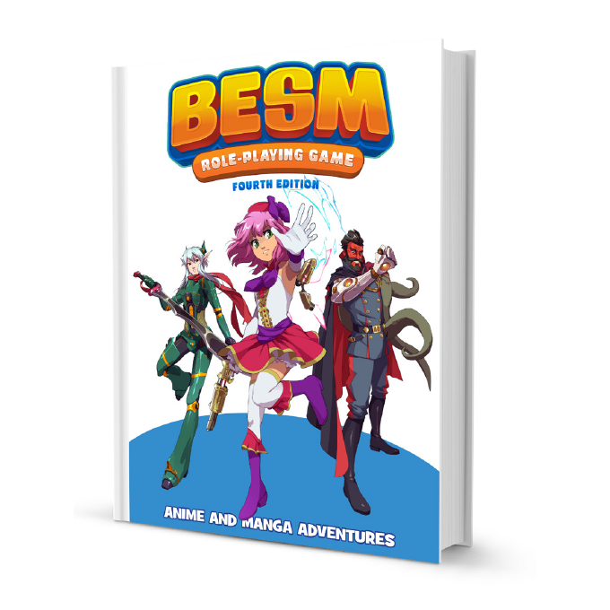 BESM Roleplaying Game