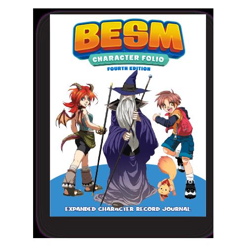 BESM Character Folio