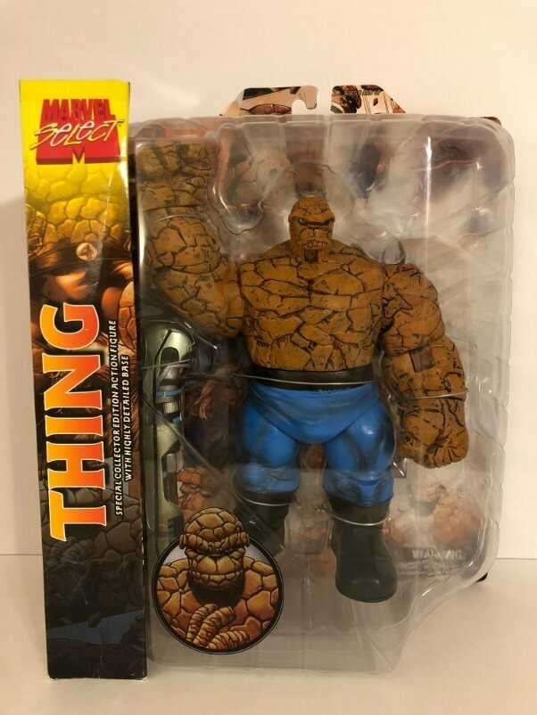 Marvel Select The Thing