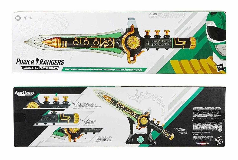 Power Rangers Lightning Collection: Dragon Dagger