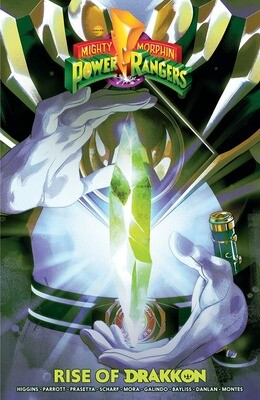 Mighty Mophin Power Rangers: Rise Of Drakkon TPB