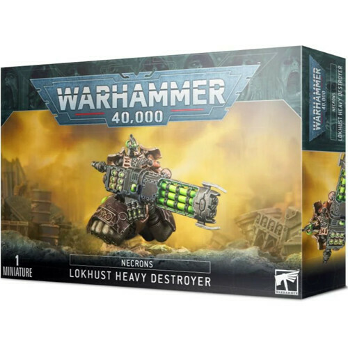 Necrons Lokhust Heavy Destroyer