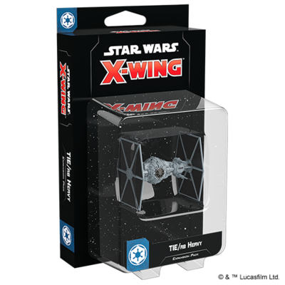 Star Wars X-Wing 2nd Ed: Tie/rb Heavy Expansion Pack