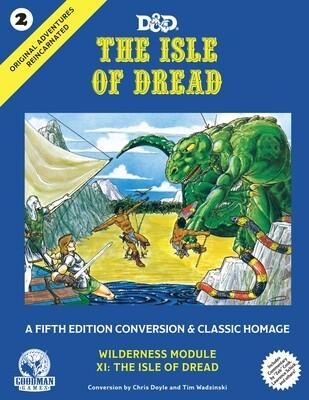 D&D The Isle Of Dread