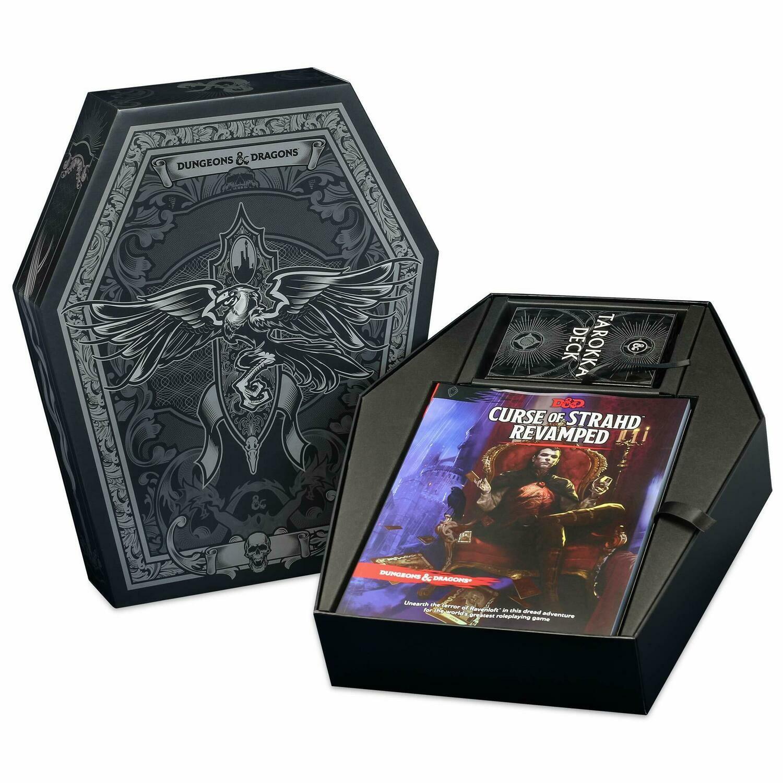Curse Of Strahd Revamped Boxset