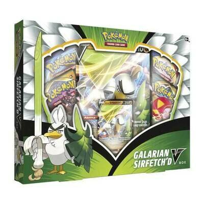 Pokémon TCG Sirfetch'd V Box