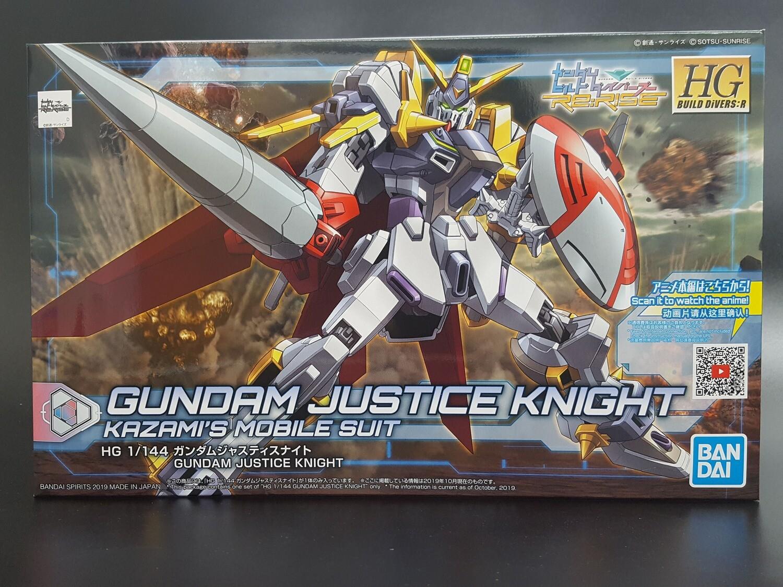 HG 1/144 Gundam Justice Knight