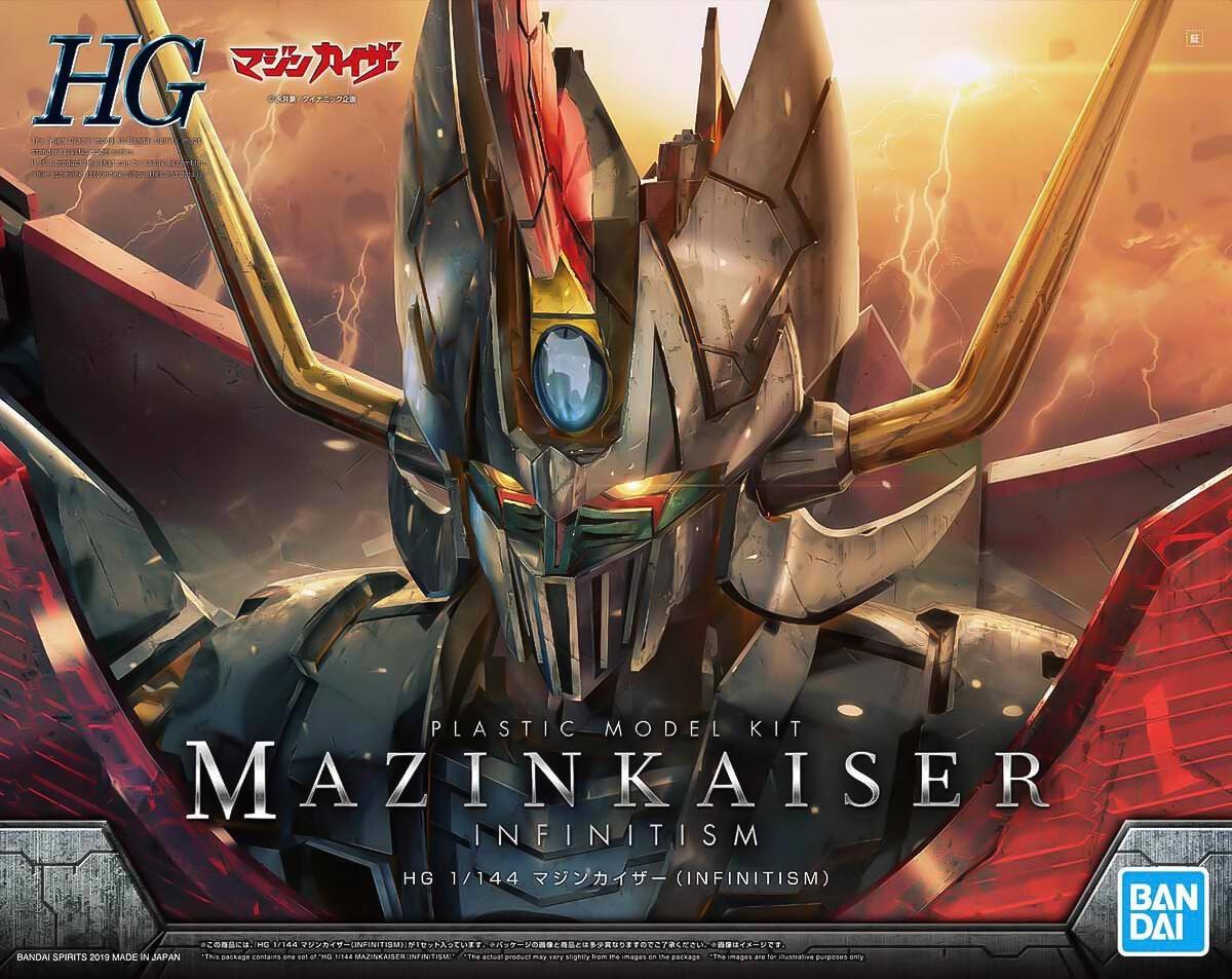 HG Mazinkaiser Infinity