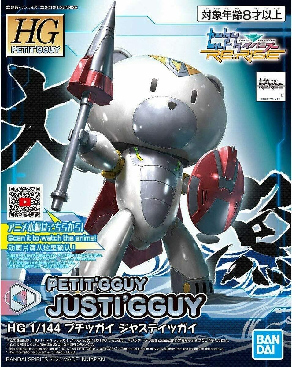HG 1/144 Justi'gguy