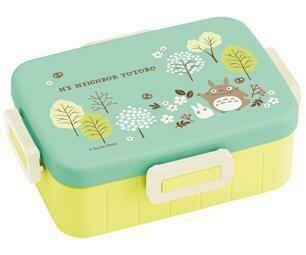 My Neighbor Totoro Side Lock Bento Box