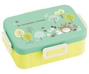 My Neighbor Totoro Side Lock Bento Box
