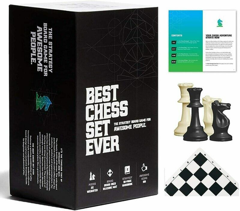 Best Chess Set Ever Triple Green