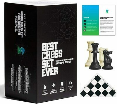 Best Chess Set Ever Triple Green