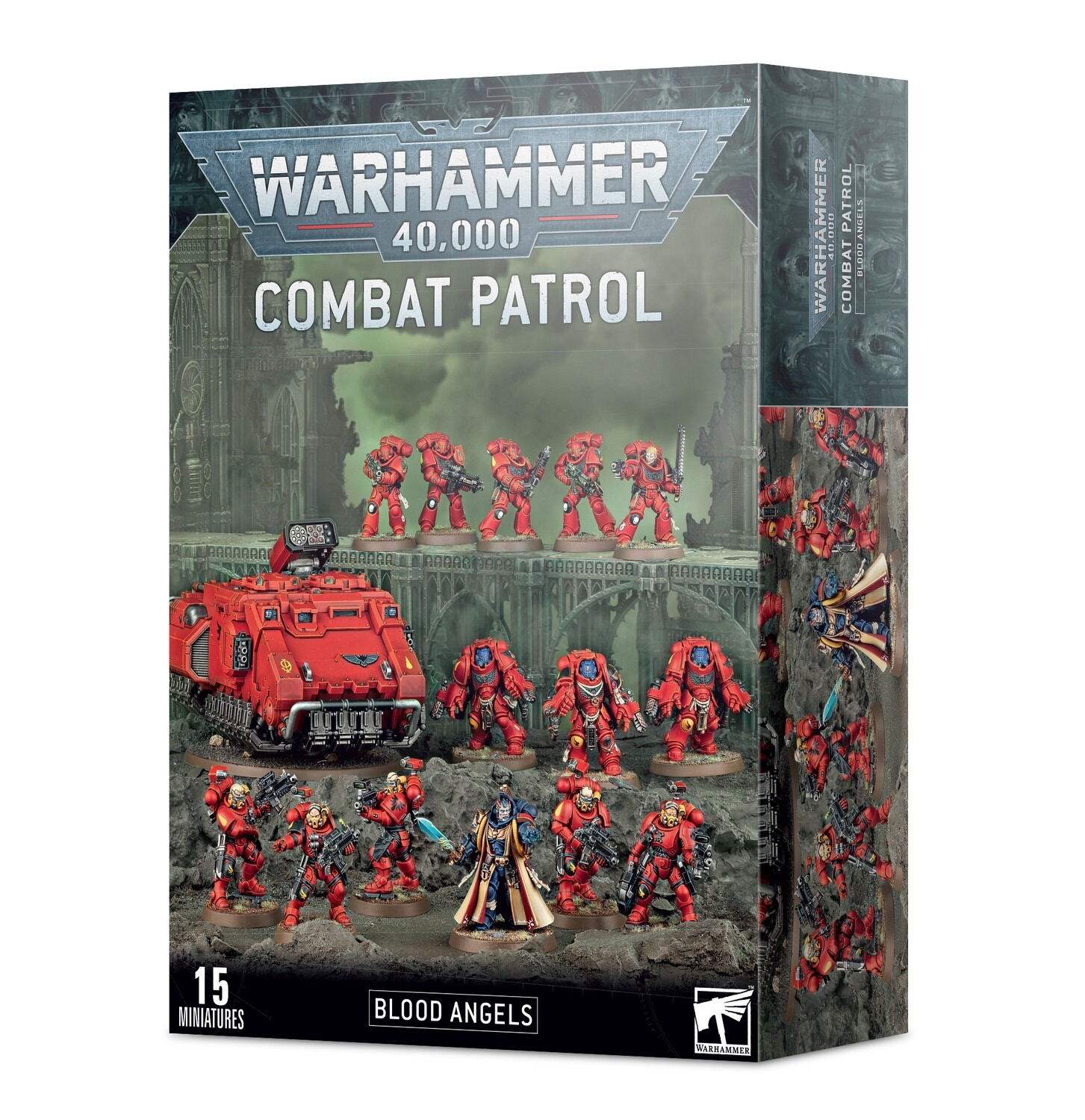 Blood Angels Combat Patrol