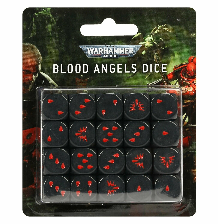Blood Angels Dice