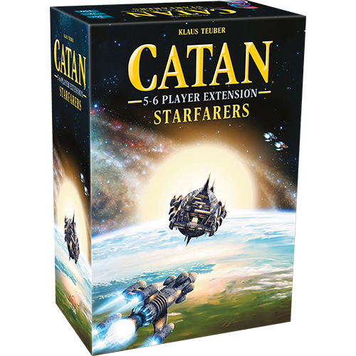 Catan: Starfarers 2nd. Edition 5-6 Player Extention