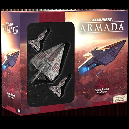 Star Wars: Armada Galactic Republic Fleet Starter