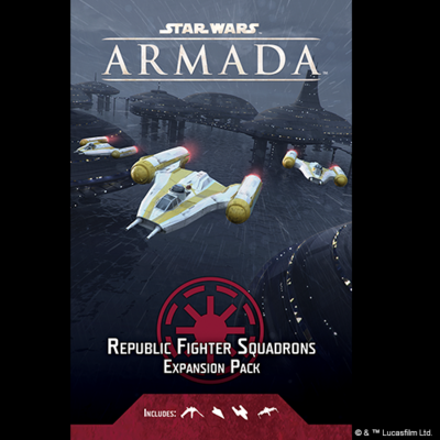 Star Wars: Armada Republic Fighter Squadrons Expansion Pack