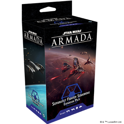 Star War Armada: Separatist Fighter Squadron