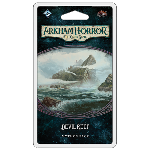 Arkham Horror The Card Game: Devil Reef
