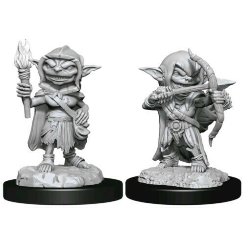 Female Goblin Rogue 90171