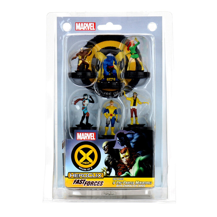 Heroclix X-Men House Of X Fast Forces