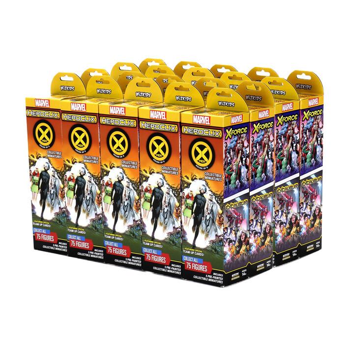 Heroclix X-Men House Of X Brick