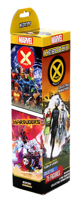Heroclix X-Men House Of X Booster Pack