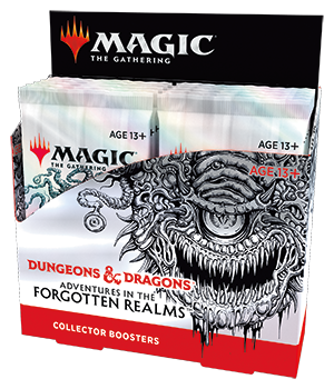Adventures In The Forgotten Realms Collector Booster Box