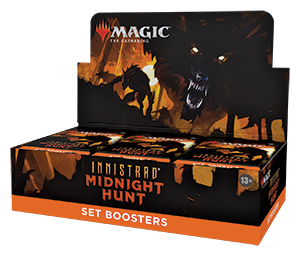 Innistrad Midnight Hunt Set Booster Box
