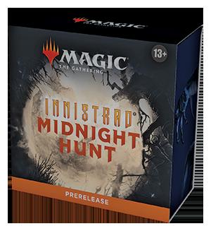 Innistrad Midnight Hunt Prerelease Pack