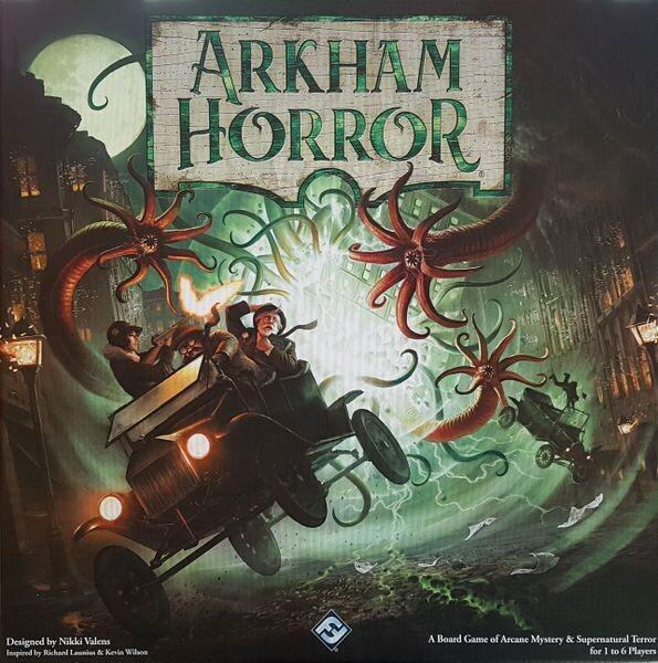 Arkham Horror 3rd Ed Core Set