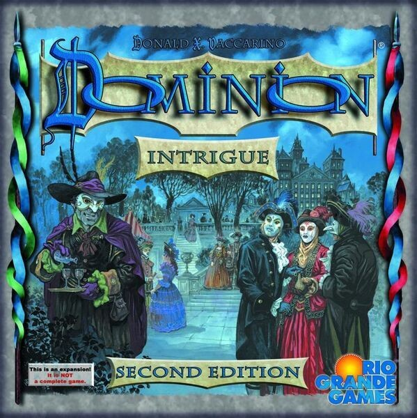 Dominion Intrigue 2nd Ed