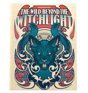 The Wild Beyond The Witchlight Alt Cover
