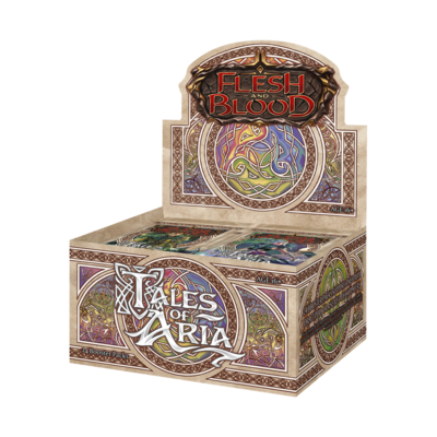 Flesh And Blood: Tales Of Aria Booster Box Limited Edition