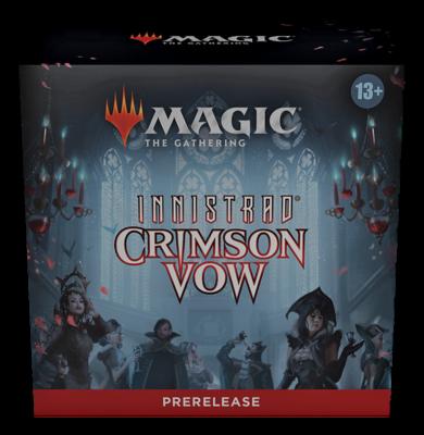 Innistrad Crimson Vow Prerelease Pack