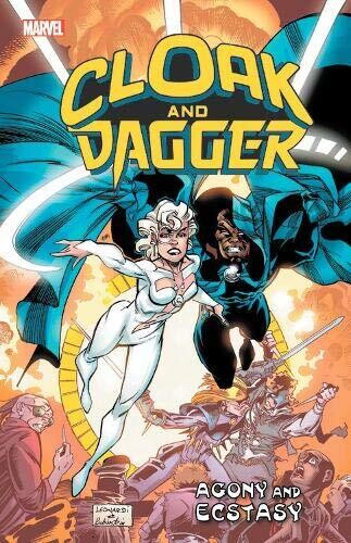 Cloak And Dagger: Agony And Ecstacy