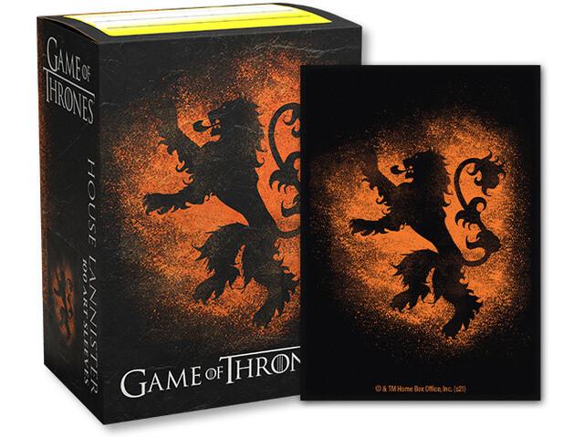 Dragon Shield Brushed GOT Lannister