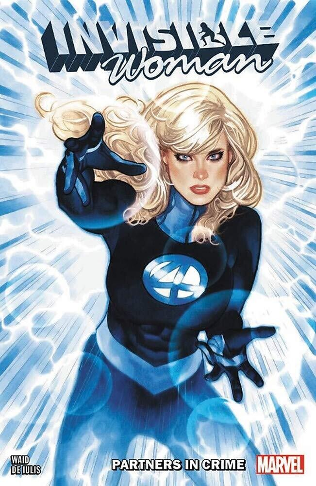Invisible Woman Partners In Crime