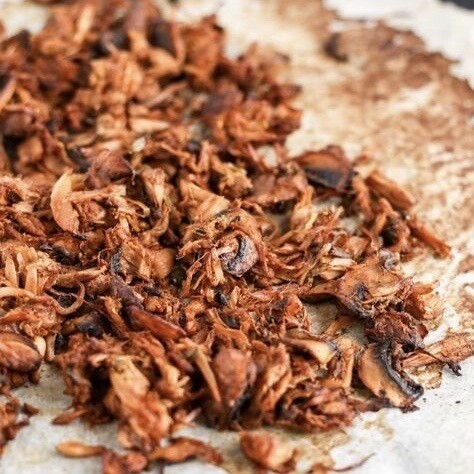 "Vege ""Pulled Pork"""