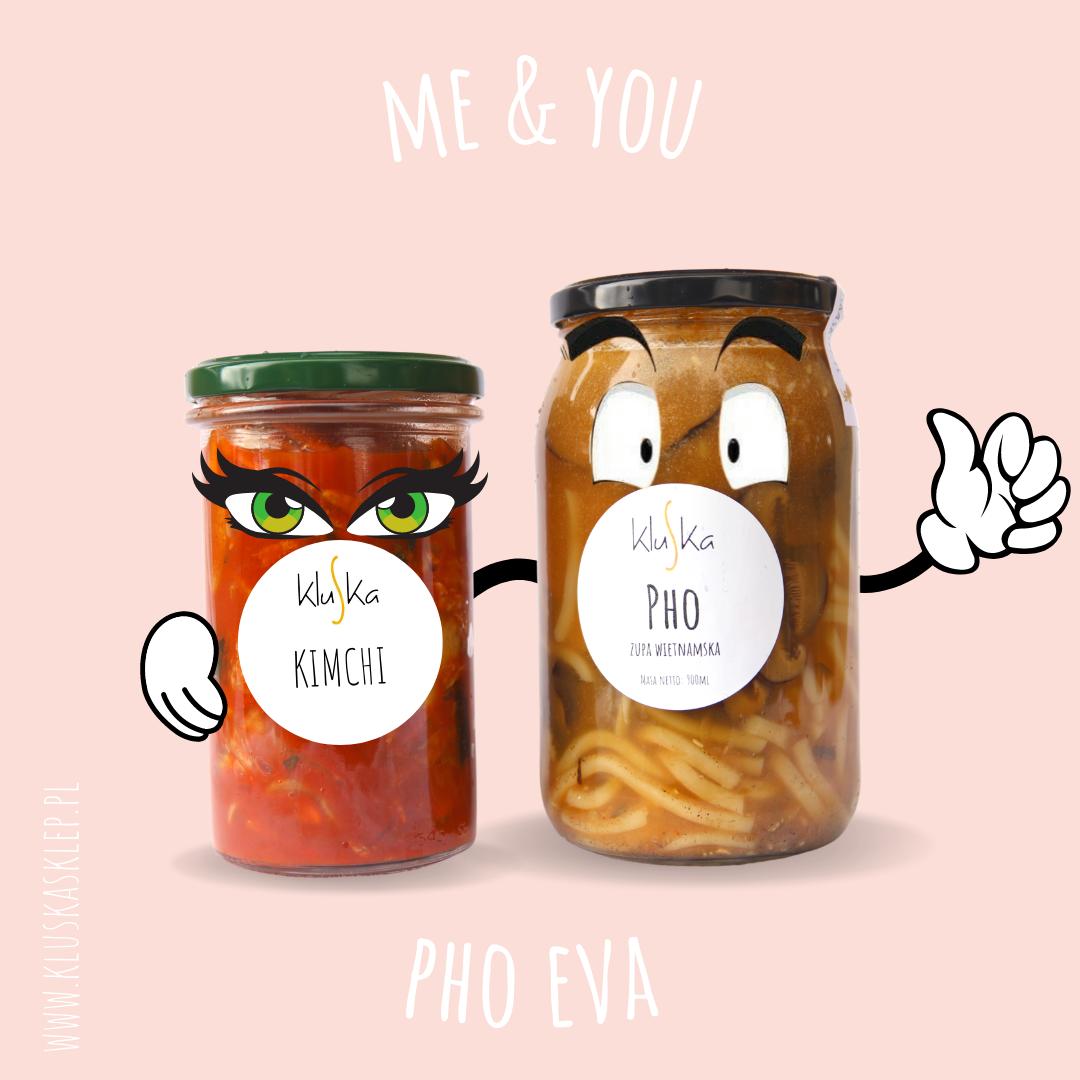 Kimchi + Pho
